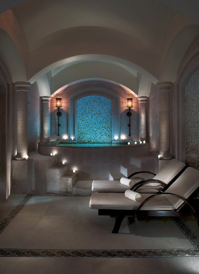 The Armonia Spa at Pueblo Bonito Sunset Beach