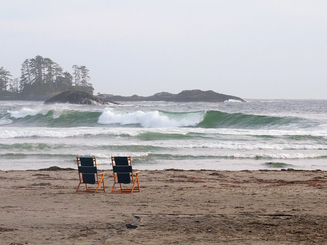 Tofino Storm Watching at the Wick Inn