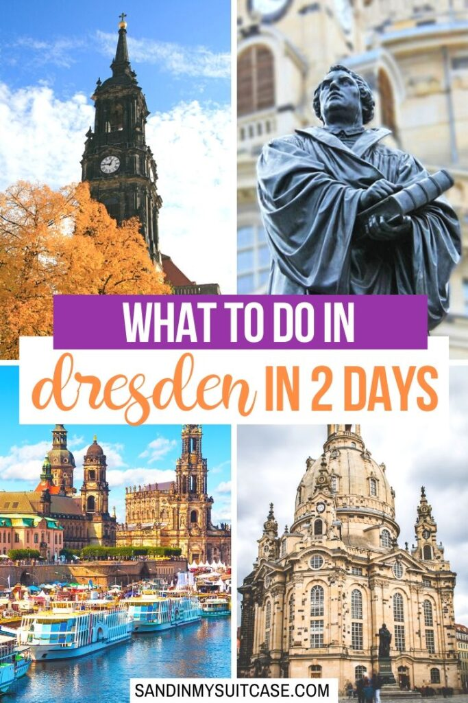 Dresden itinerary: What to do in Dresden in 2 days