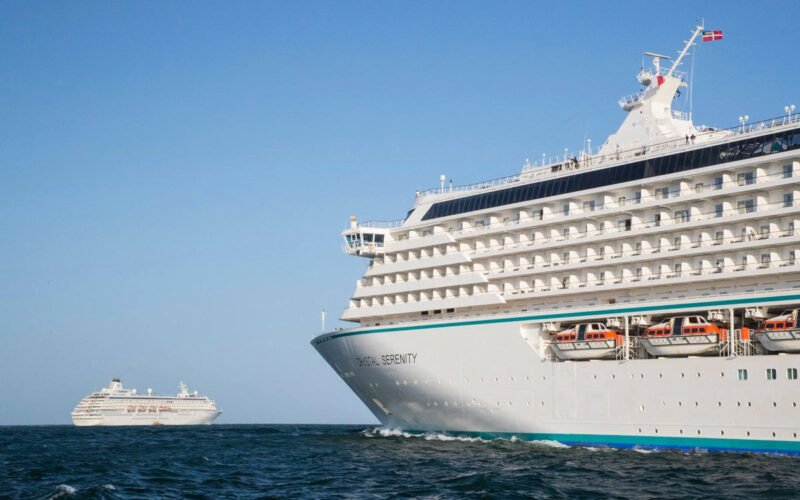 Crystal Cruises Review and Crystal Serenity Review