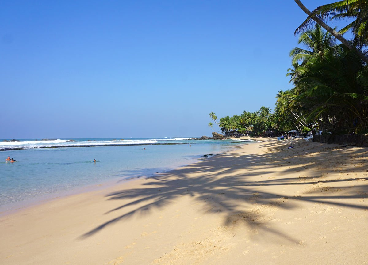 Even though there's so much to do in Sri Lanka, you still have to save time for enjoying some of its great beaches!