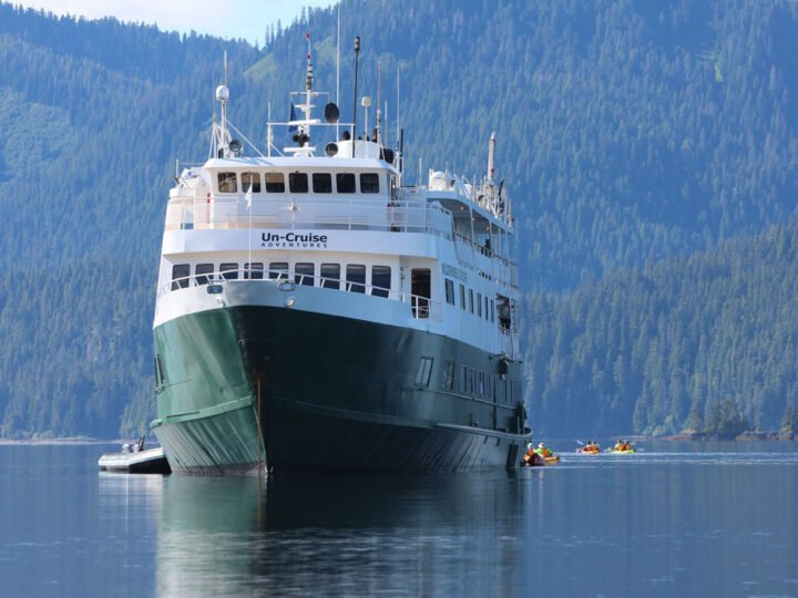 UnCruise Alaska Review