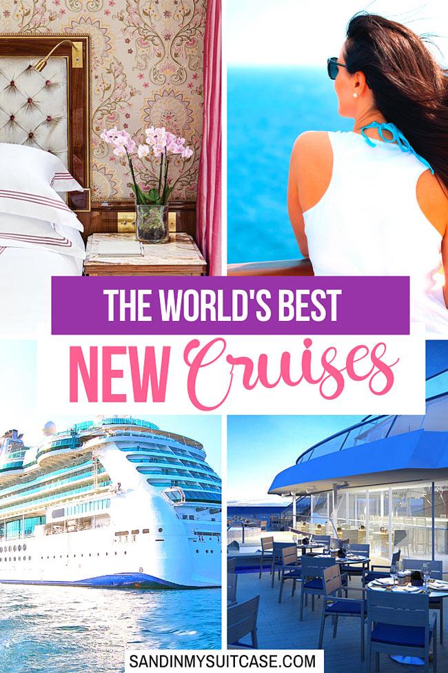 World's Best New Cruises