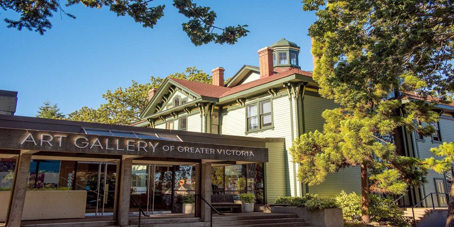 Art Gallery of Victoria, British Columbia