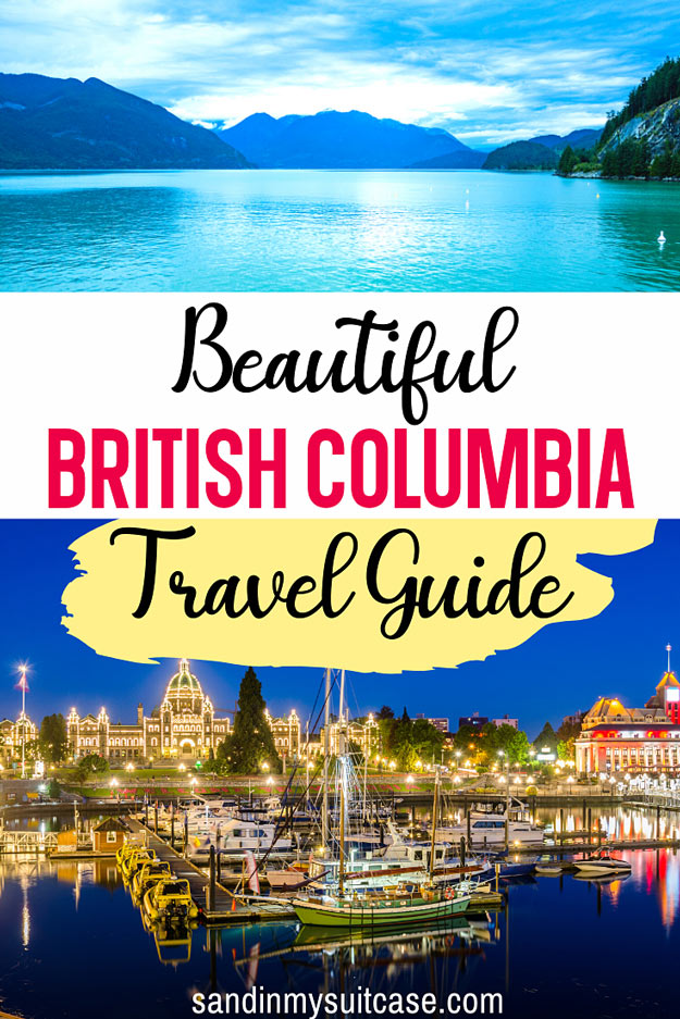 British Columbia Travel Guide