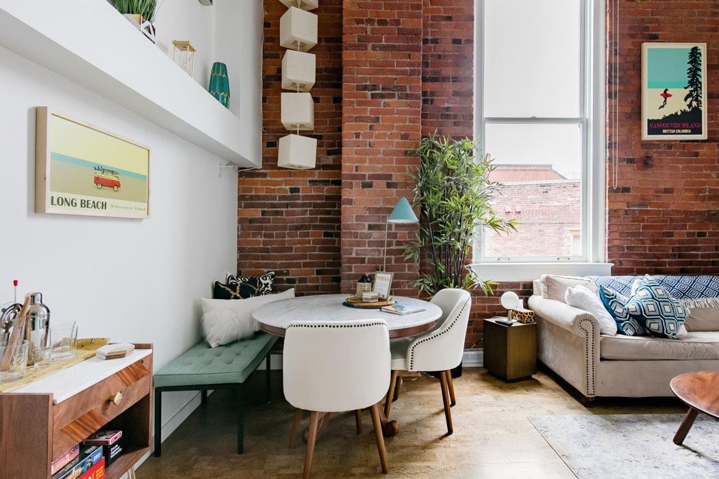 Airbnb, Victoria BC: Downtown loft