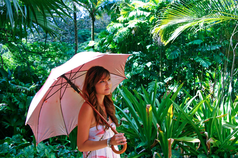 Allerton McBryde Gardens, Hawaii