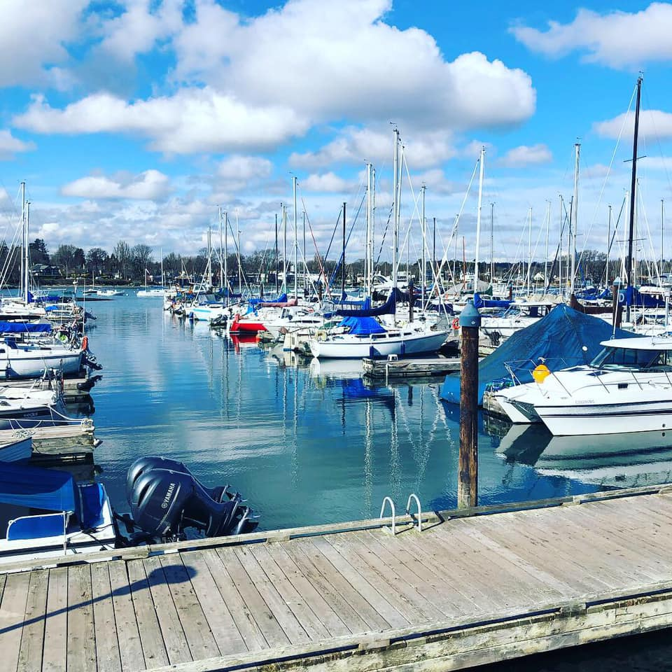 Oak Bay Marina, Victoria, BC