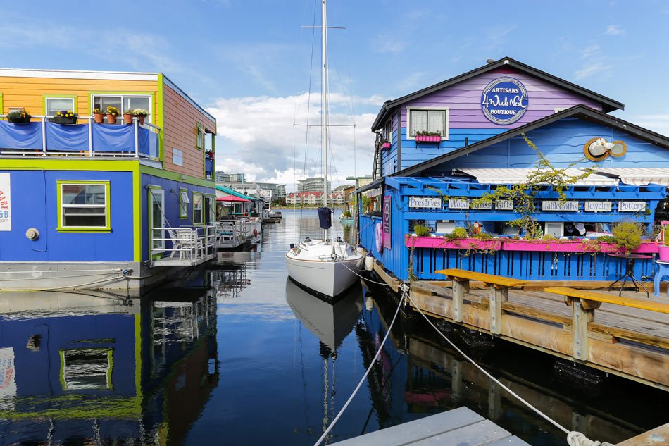 British Columbia Travel Guide: Victoria