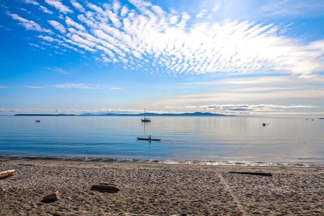 Willows Beach, Victoria, British Columbia