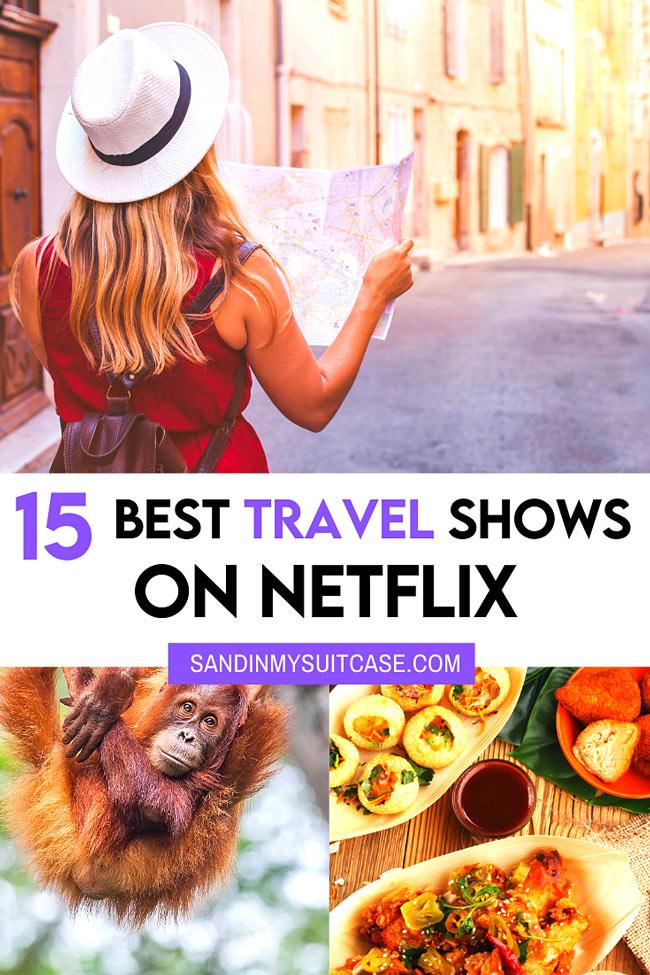 Best travel shows on Netflix