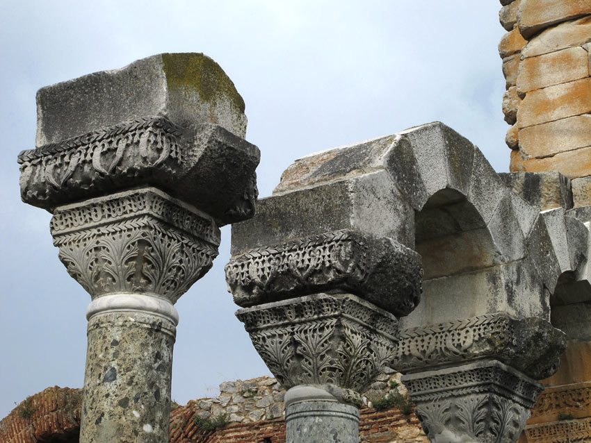 Ruins of Philippi, Greece