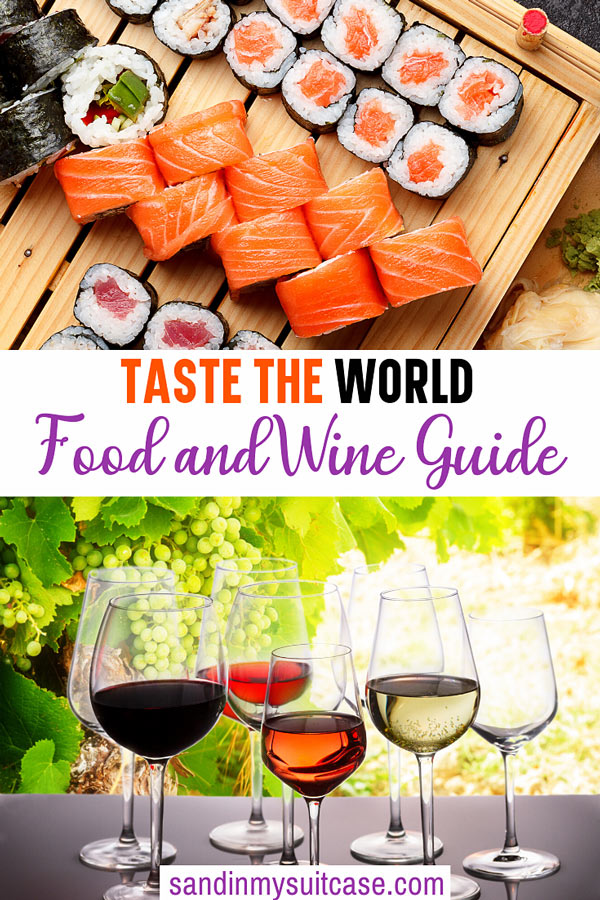 Food and Wine Guide
