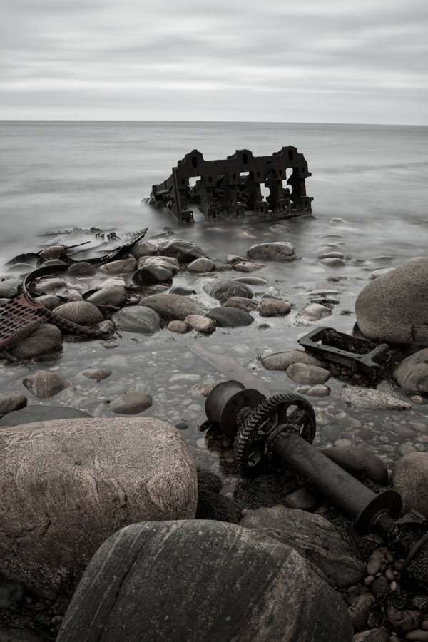 Gros Morne shipwreck