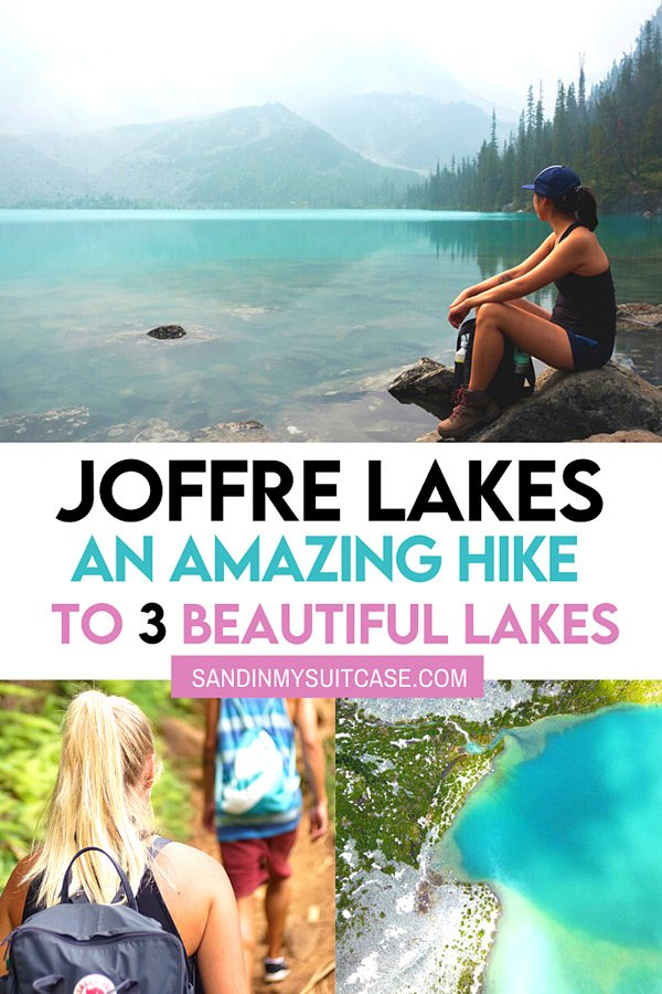 Hike Joffre Lakes