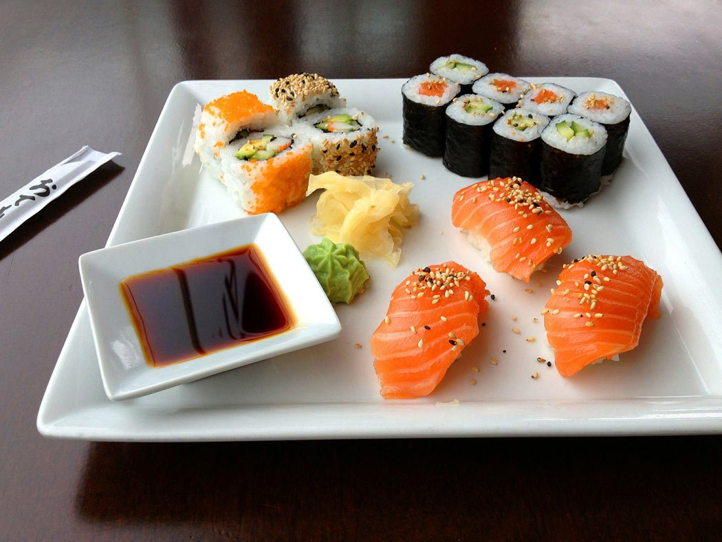 Sushi restaurants in Victoria, BC