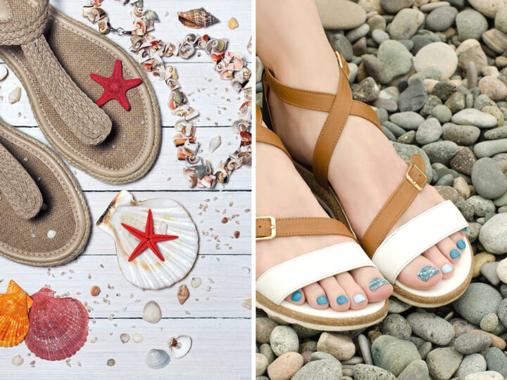 Best Beach Sandals for Ladies