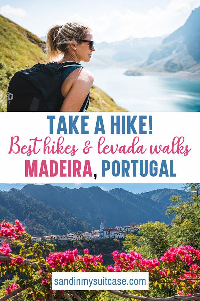Levada walks in Madeira