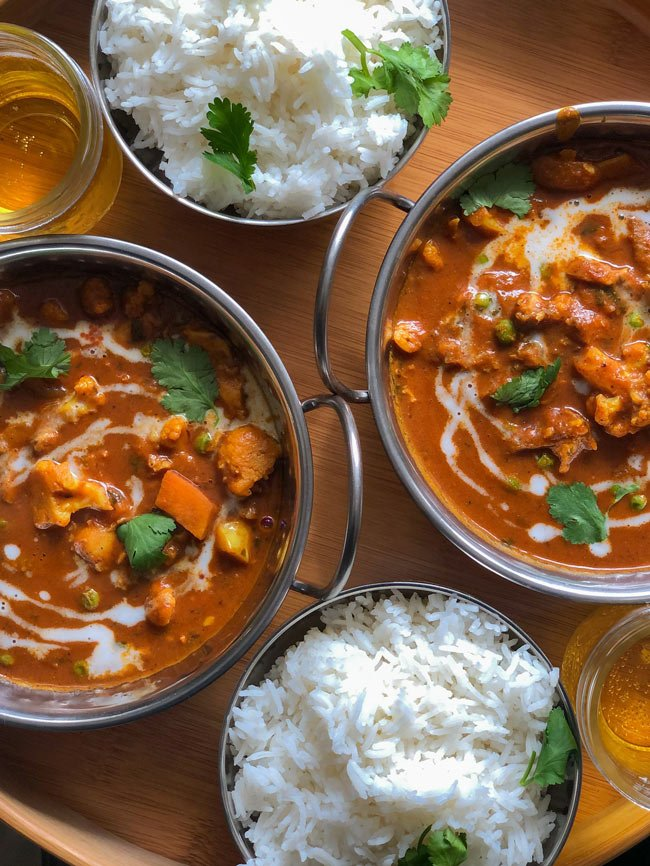 Madras Curry: One of the hottest Indian curries
