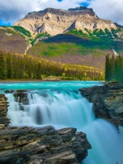 Maligne Lake is one of the places you must see in Jasper!