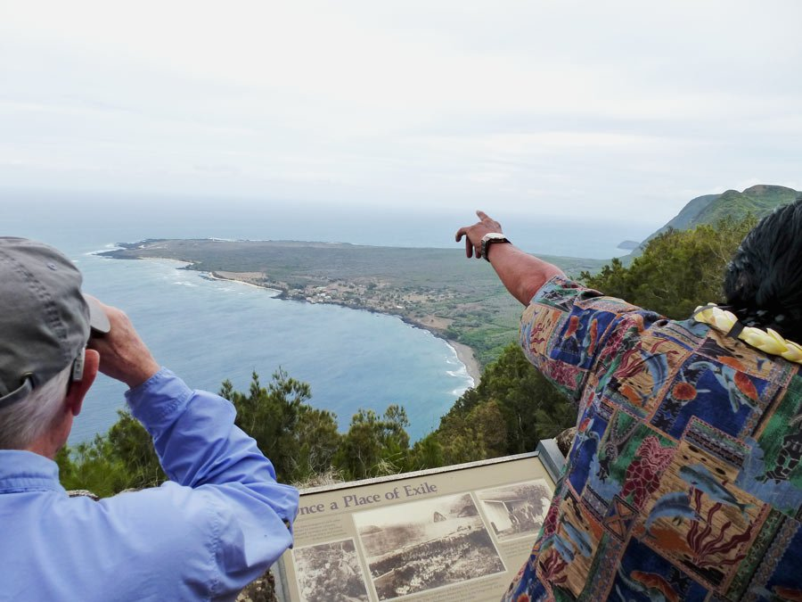 Kalaupapa Overlook, Molokai