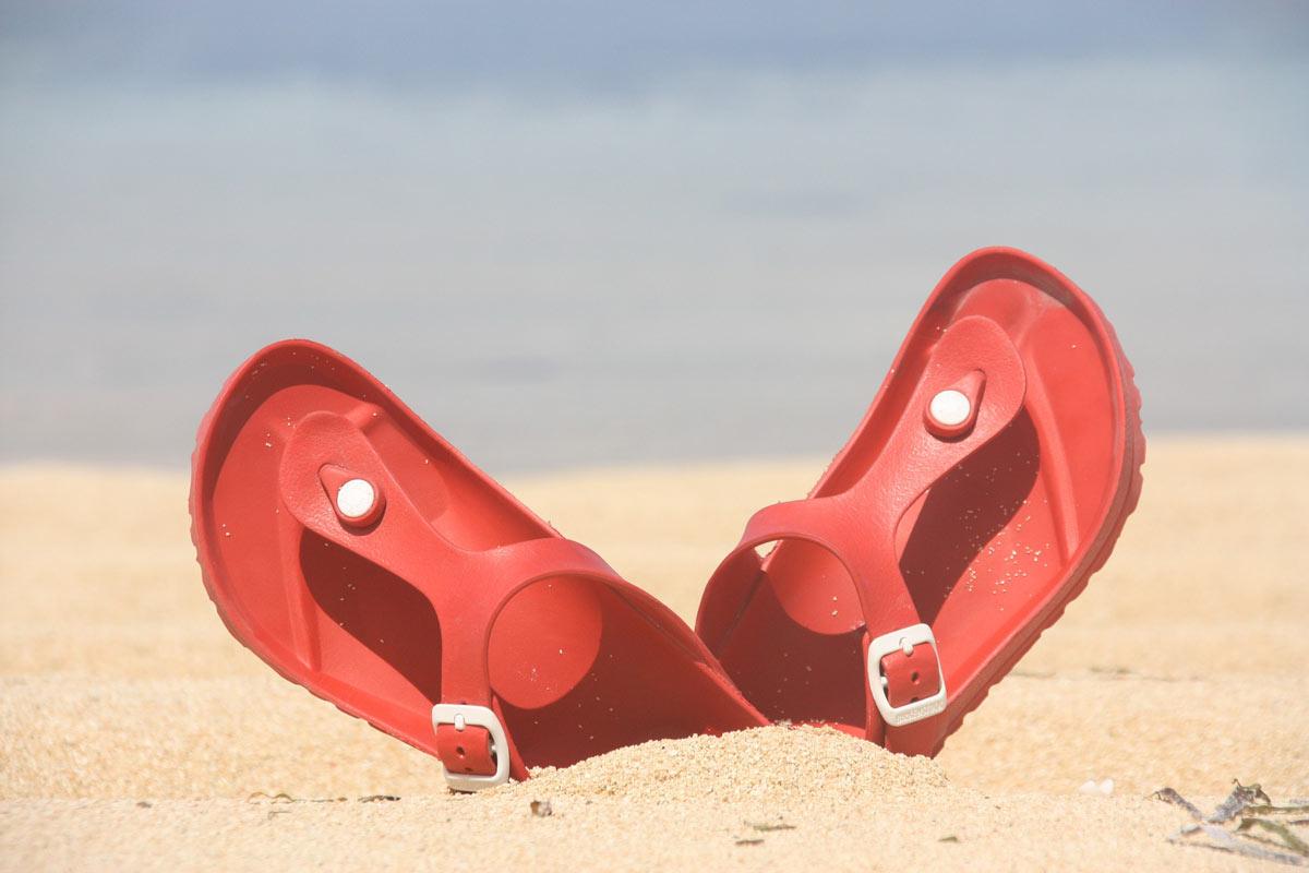 Best beach sandals for women