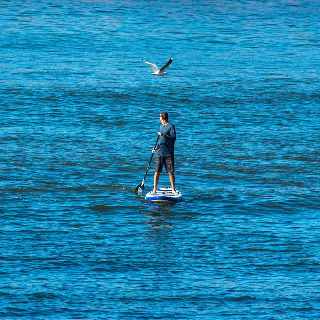 SUP is one of our favorite Hawaii water activities!