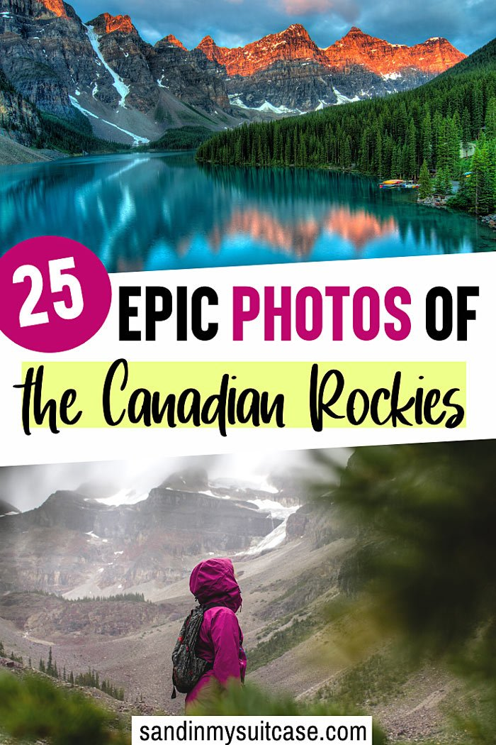 Epic photos of the Canadian Rockies