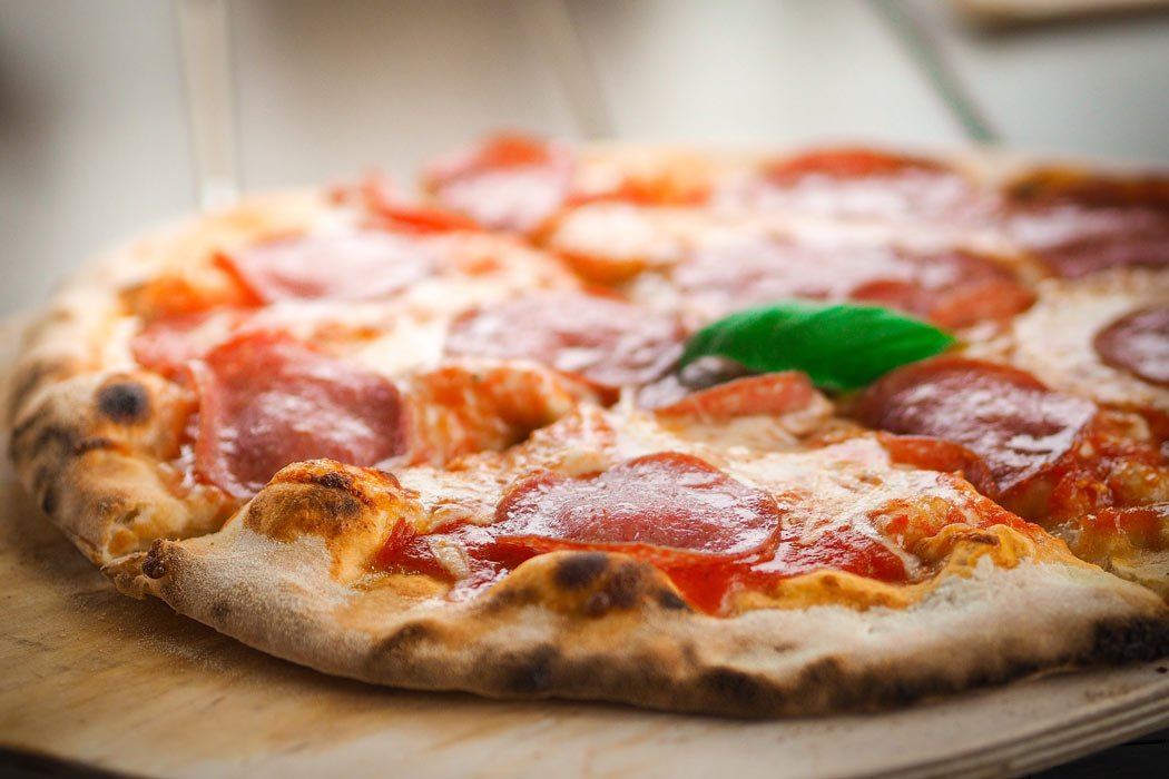 Best pizza places in Victoria, BC