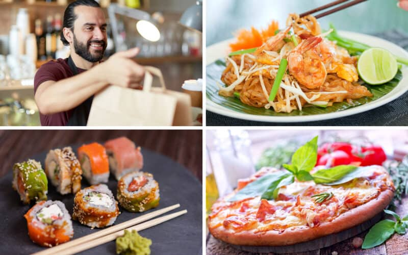 Best restaurants in Victoria, BC for takeout and delivery