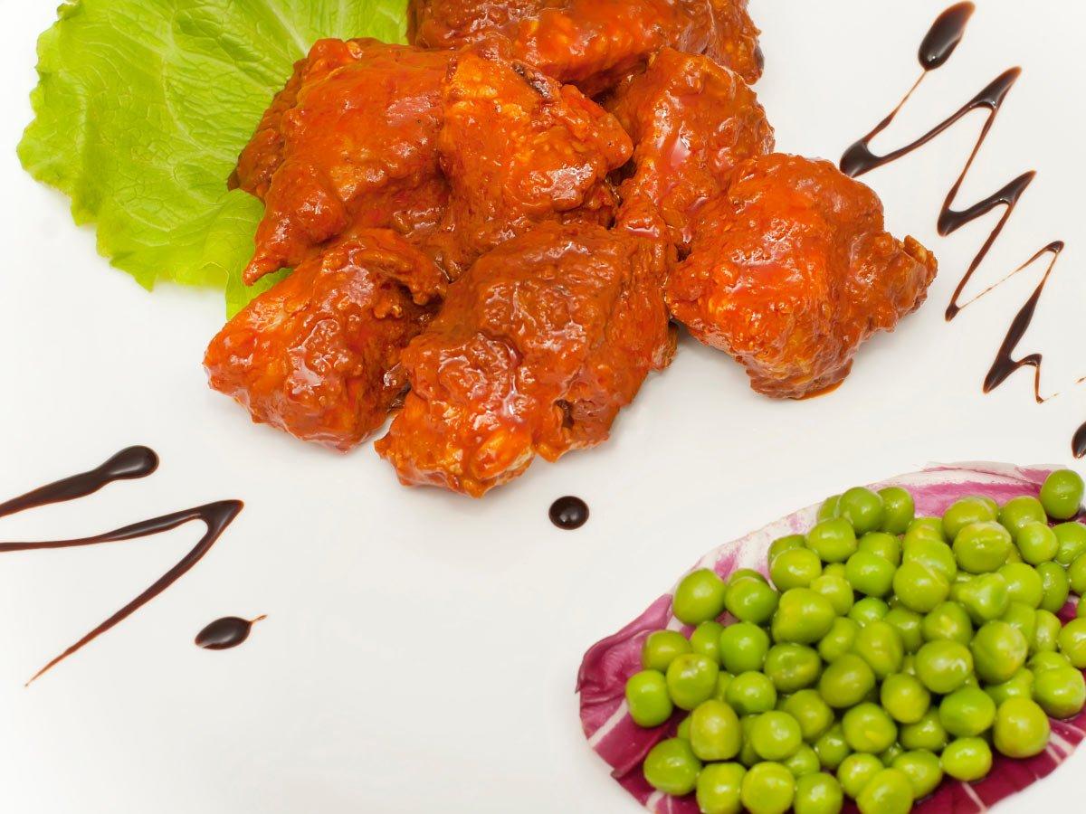 Vindaloo Indian Food