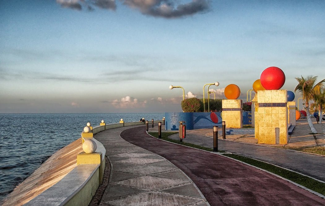 Pirates, plunder, treasure – Campeche has storied past.