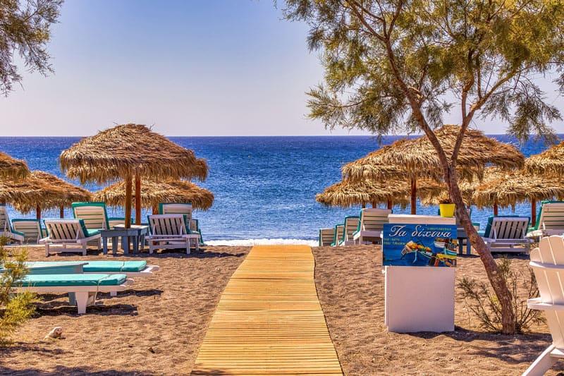 Facts about Crete: Crete has 115 Blue Flag beaches.