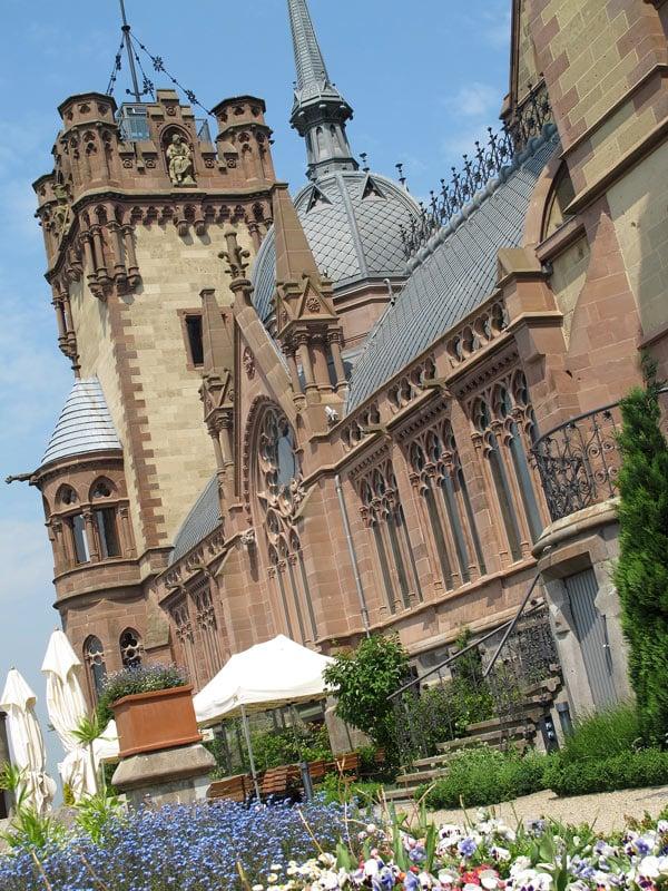 Drachenburg Castle, Bonn