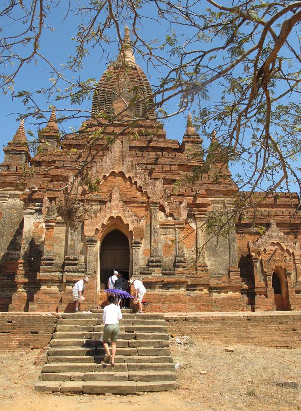 Thambula Temple Bagan