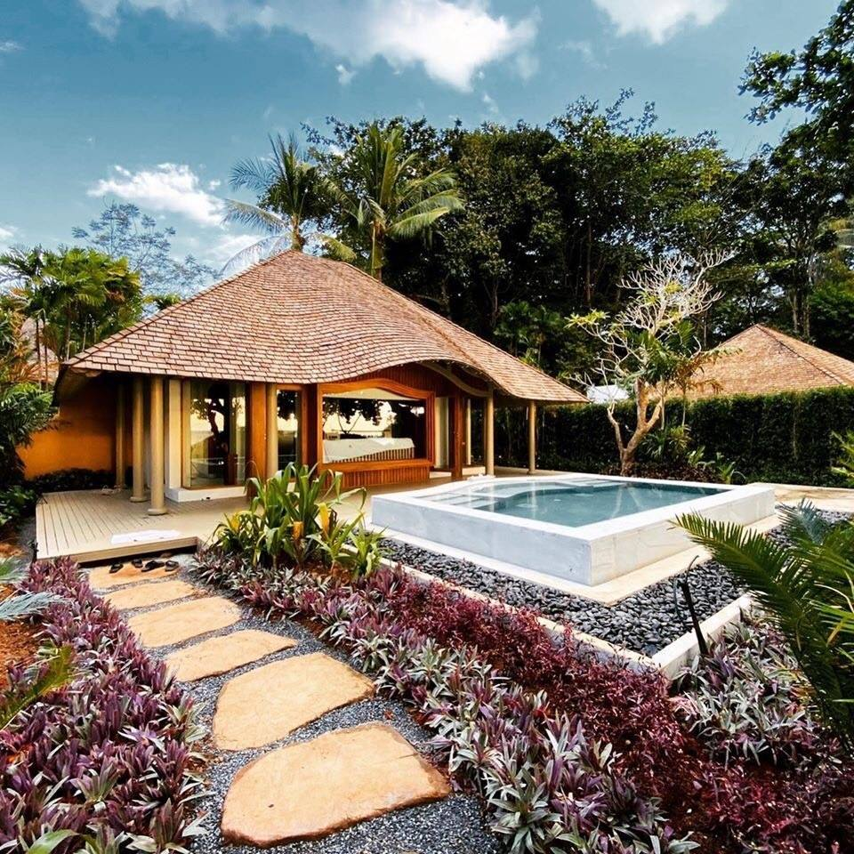 The Ritz-Carlton Phulay Bay in Thailand has villas with private pools.