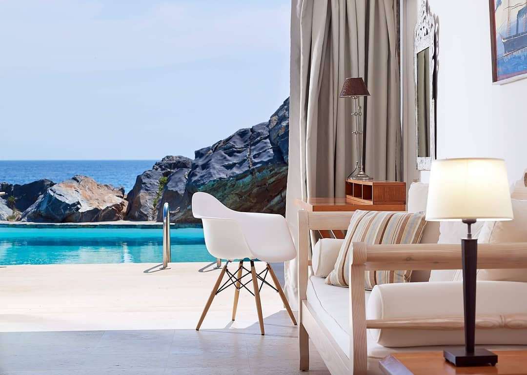 Exclusive private pool resorts like St. Nicolas Bay Resort & Villas are rare - and special
