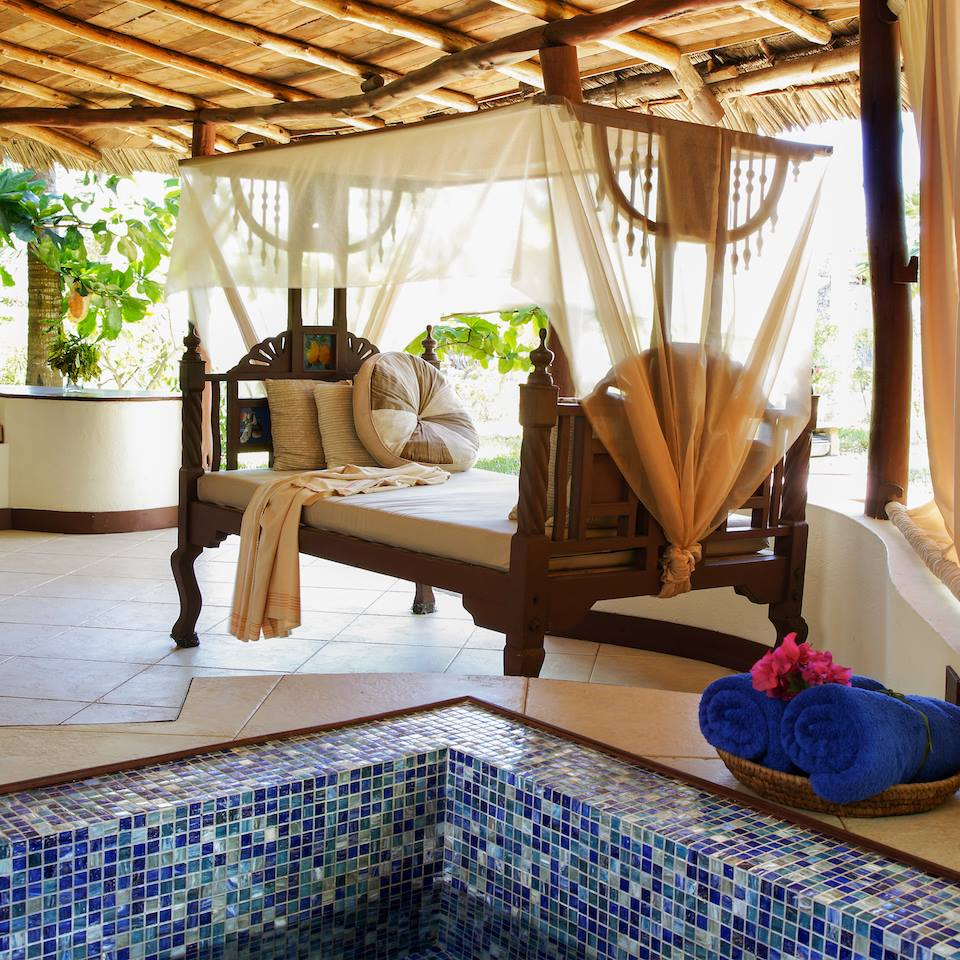 The Palms is one of the best hotels in Zanzibar for couples