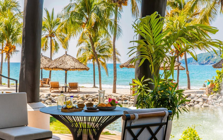 Thompson Zihuatanejo is one of the best hotels in Zihuatanejo