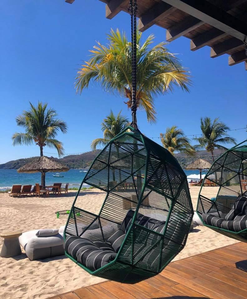 Playa La Ropa is a beautiful beach!