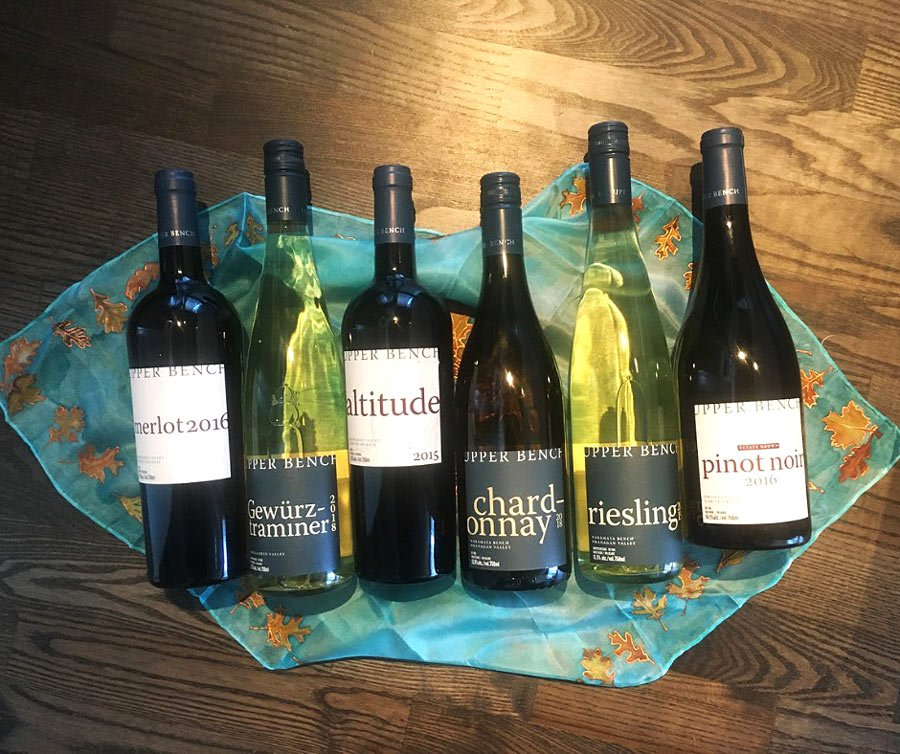 Wines from the Wine Club, Canada