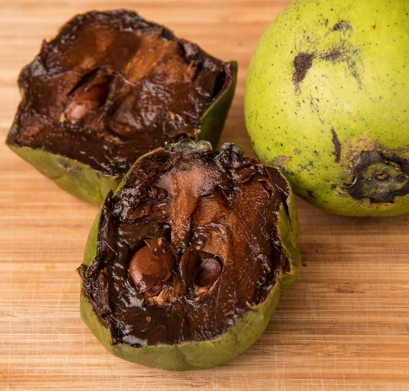 Zapote negro or chocolate pudding fruit
