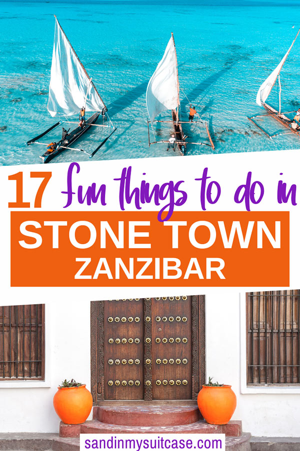 Top things to do in Stone Town, Zanzibar