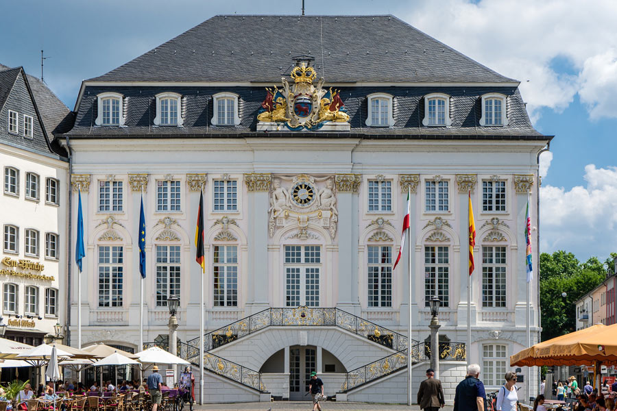 One of the best places to see in Bonn is the Altes Rathaus