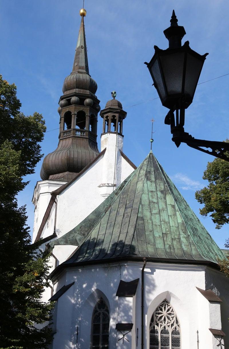 Cathedral of St. Mary the Virgin, Tallinn, Estonia