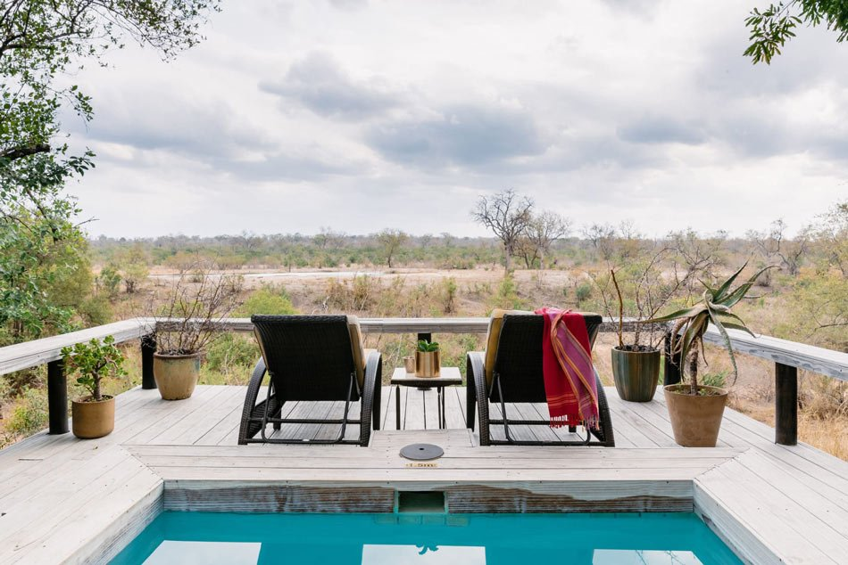 Simbambili Game Lodge is one of the best places to stay in Sabi Sands