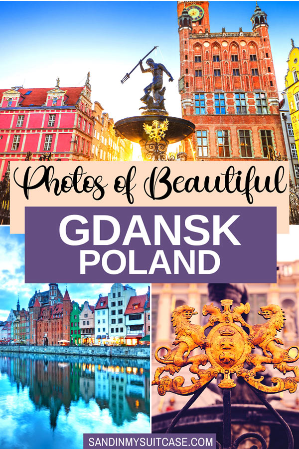 Photos of Gdansk Old Town, Poland