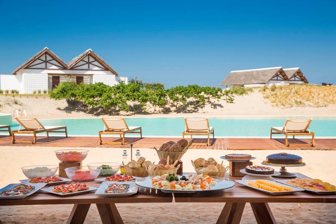 Diamonds Mequfi Beach Resort, Mozambique