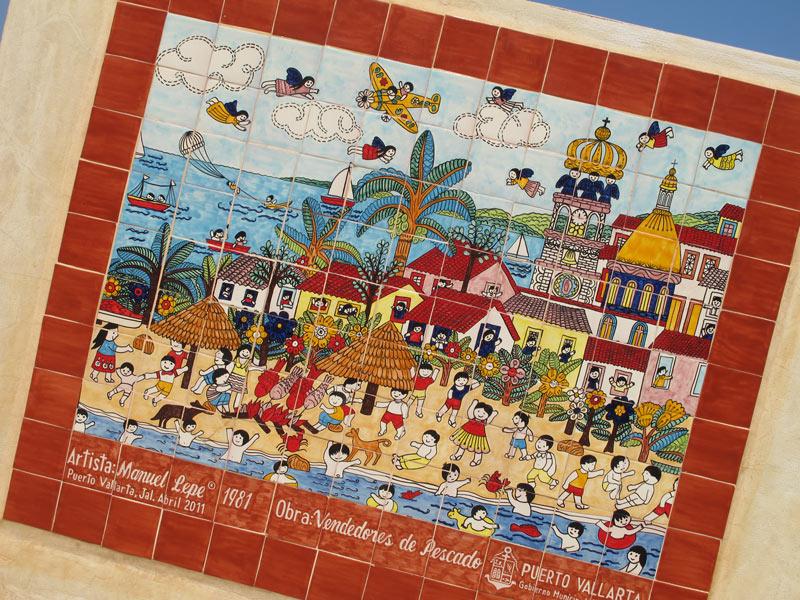 Art on the Malecon, Puerto Vallarta