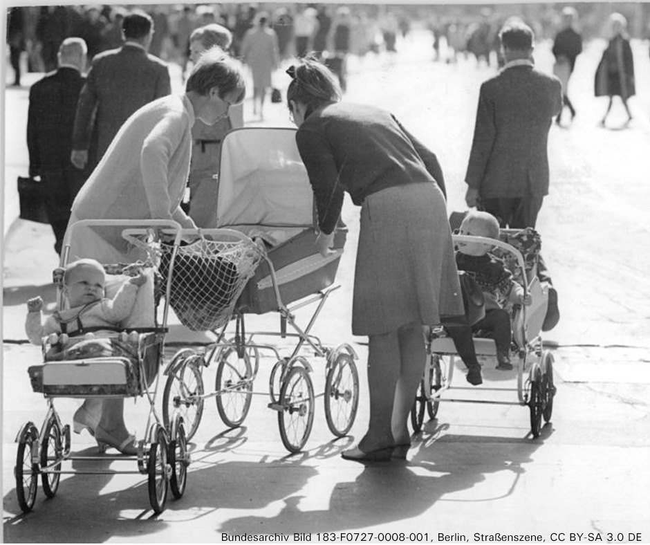 Life in Germany after WWII